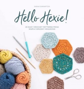 Hello Hexie - David&Charles - Book Review