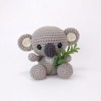 Kimba the Koala from Theresa's Crochet Shop
