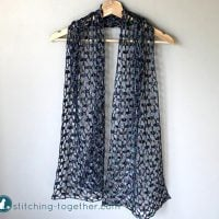 Lacy Scarf - Free Pattern Friday