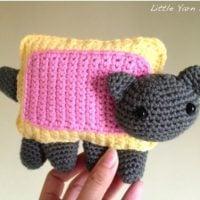 Nyan Cat - Free Pattern Friday