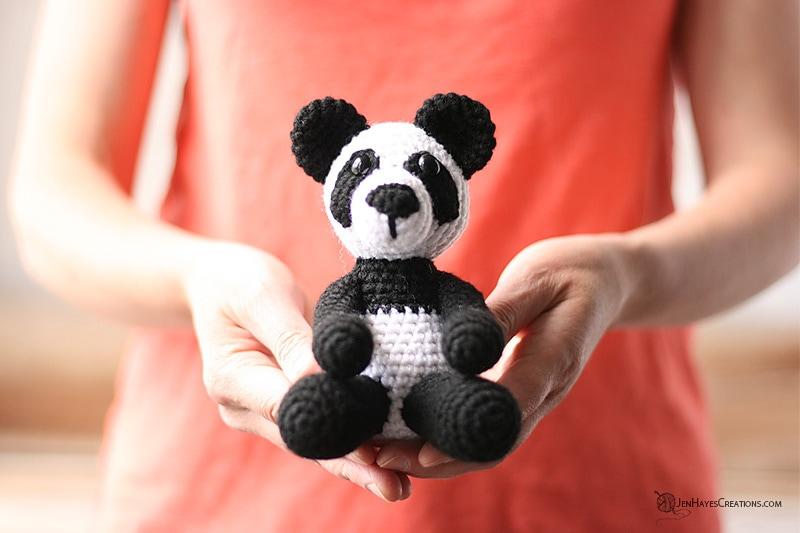 Panda - Free Pattern Friday