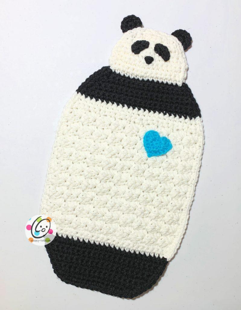 Panda Lovey - Free Pattern Friday