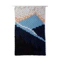 Peak Your Interest Tapestry - Free Pattern Friday