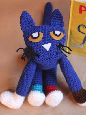 Pete the Cat - Free Pattern Friday