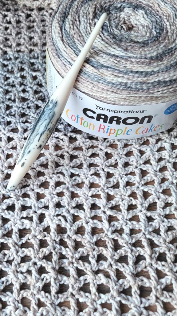 Ready or Not Crochet Scarf Pattern - June 2021 PIN