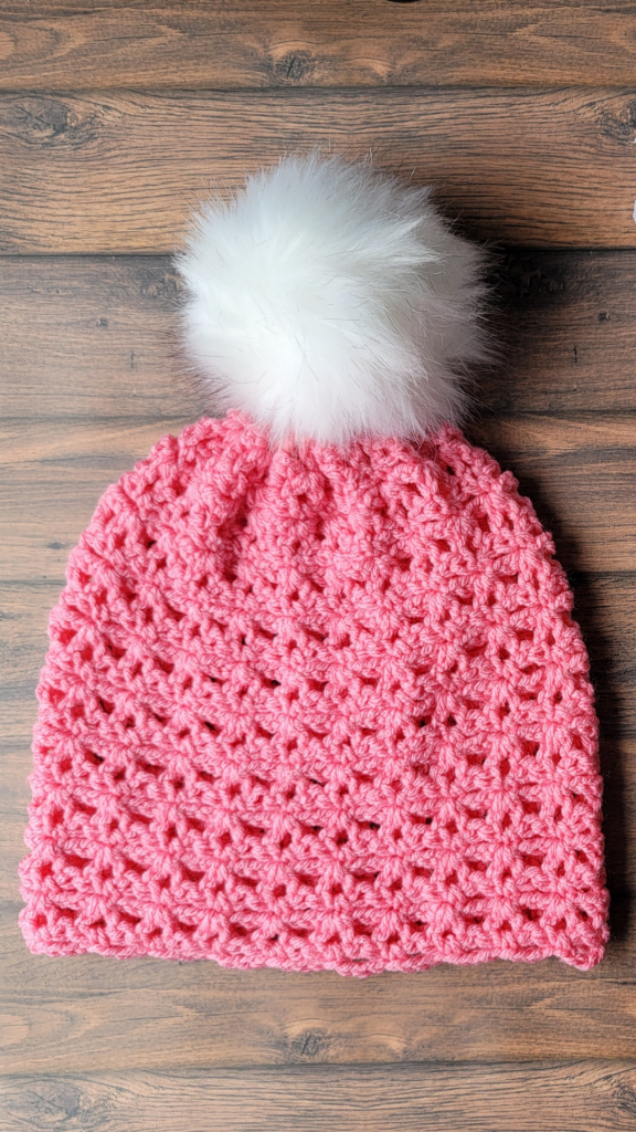Ready or Not Hat Pattern ODC