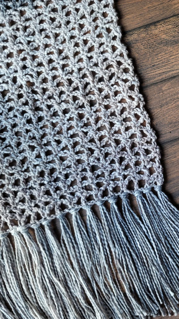 Ready or Not Scarf Pattern - June 2021 PIN