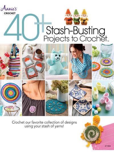 Stash-Busting Projects to Crochet