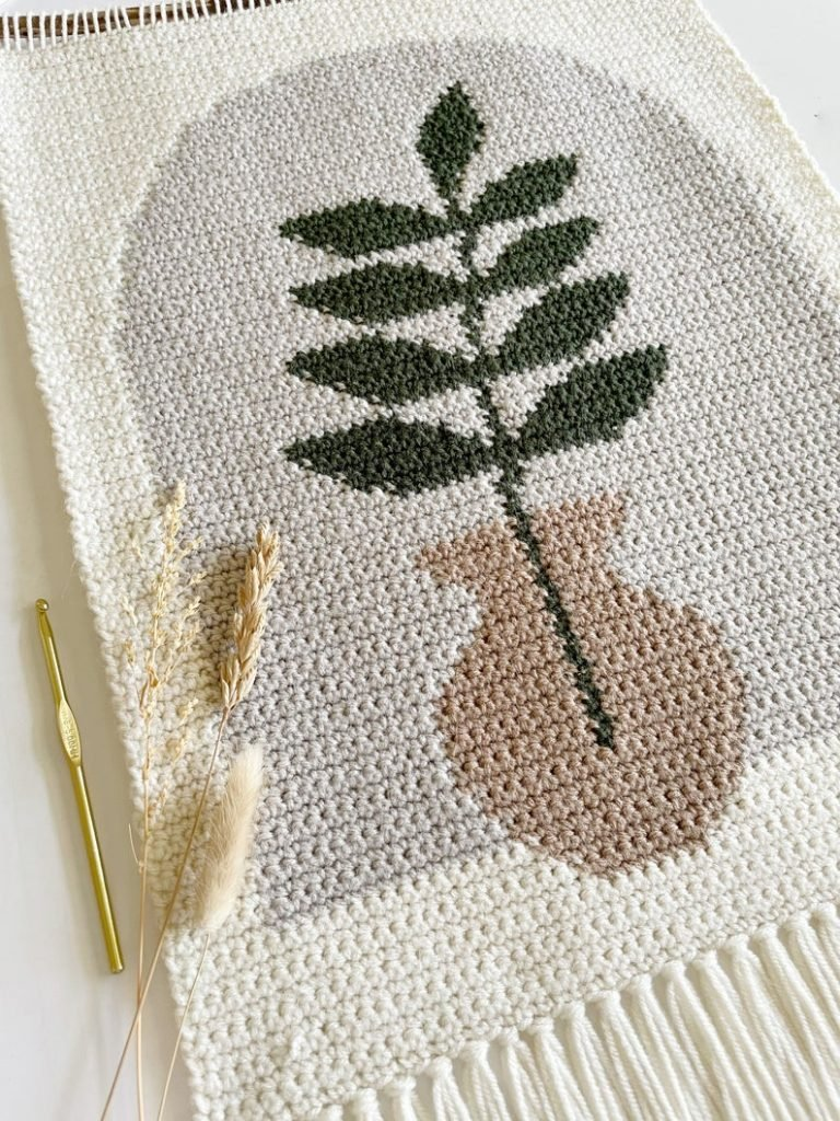 The Fern Wall Hanging