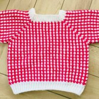 Wednesday Link Party 402 - Granny Go Round Jumper