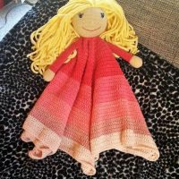 Wednesday Link Party 402 - Sleeping Beauty Comfort Blanket