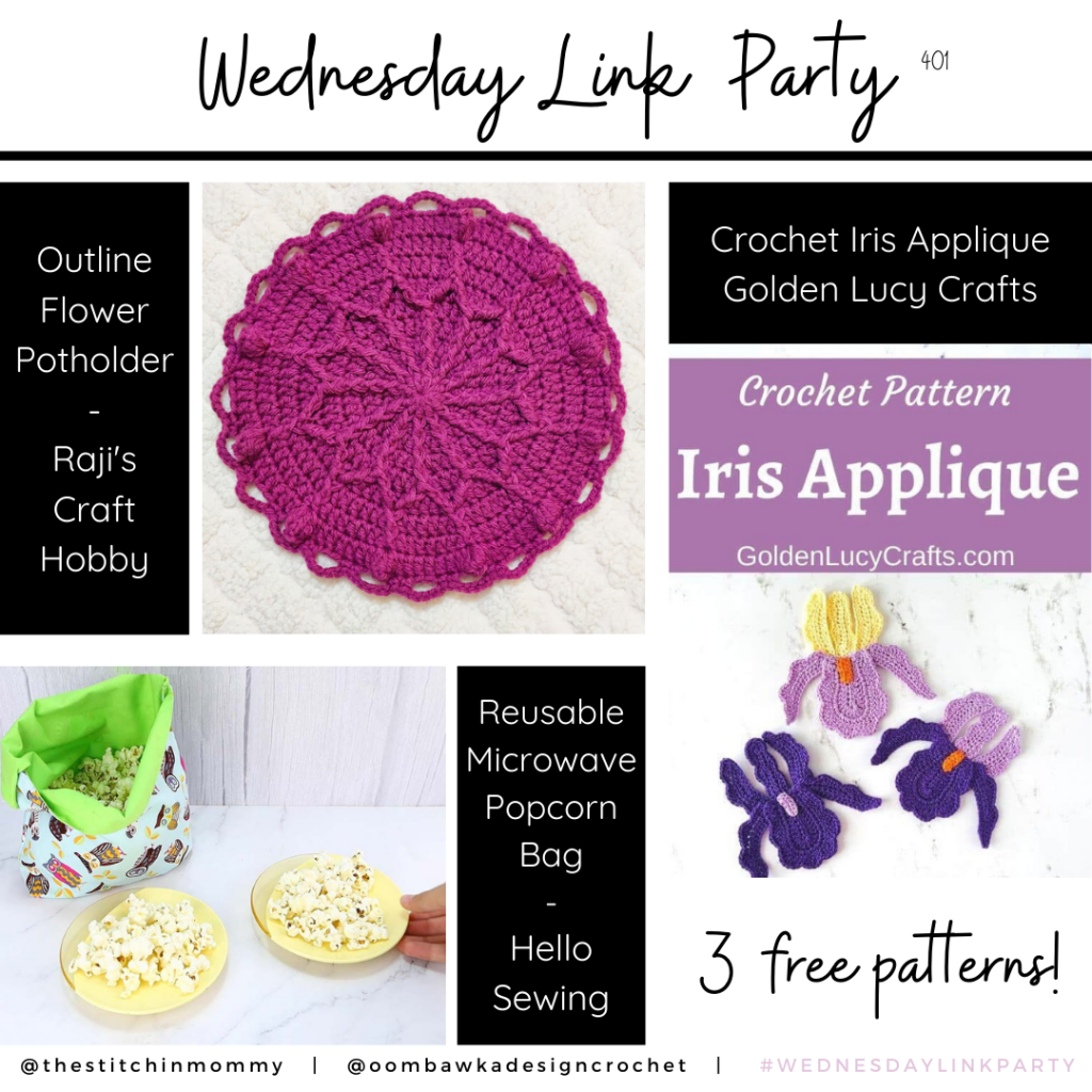 Wednesday Link Party 401 FB