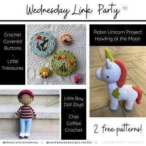 WednesdayLinkParty 403 Instagram