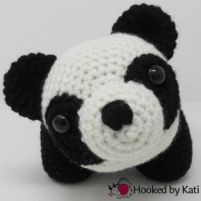 Ying the Panda - Free Pattern Friday