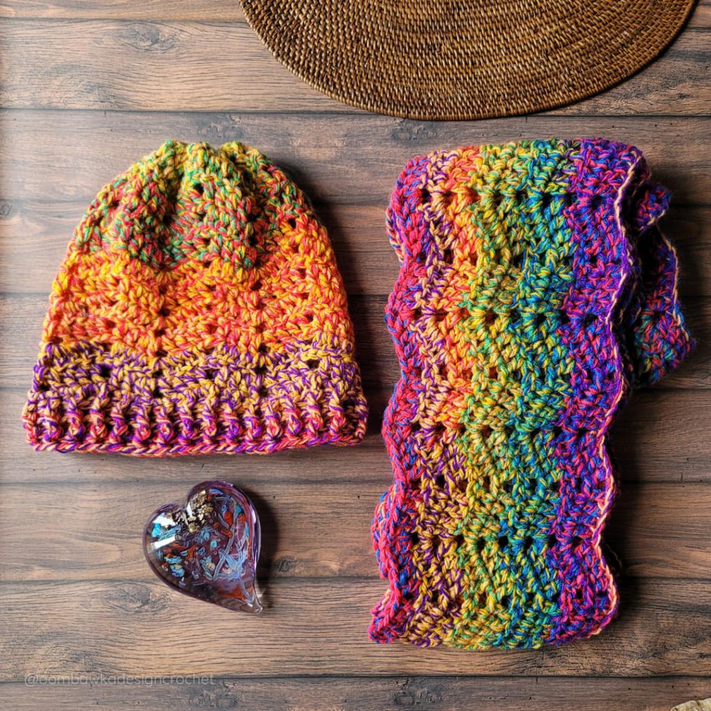 2021 Roll With It Hat Crochet Pattern