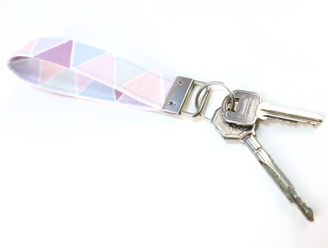 3 Minute Key Fob - Wednesday Link party 408