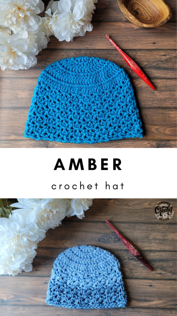 Amber Hat Pattern Oombawka Design Crochet