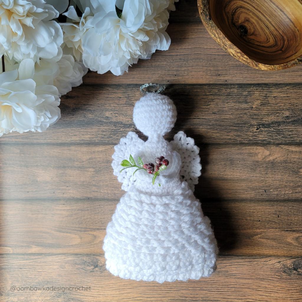 Angel Complete - Oombawka Crochet