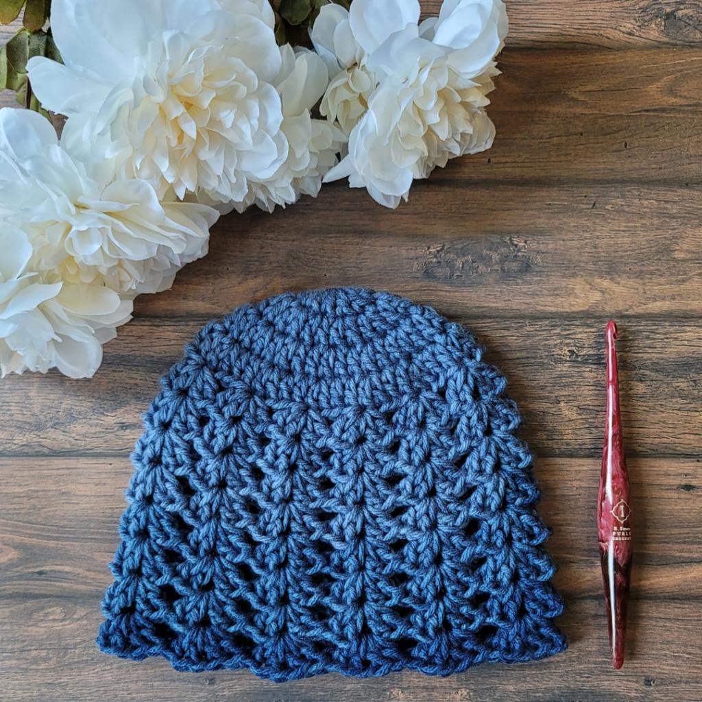 Betsy Crochet Hat Pattern - Oombawka Design Crochet