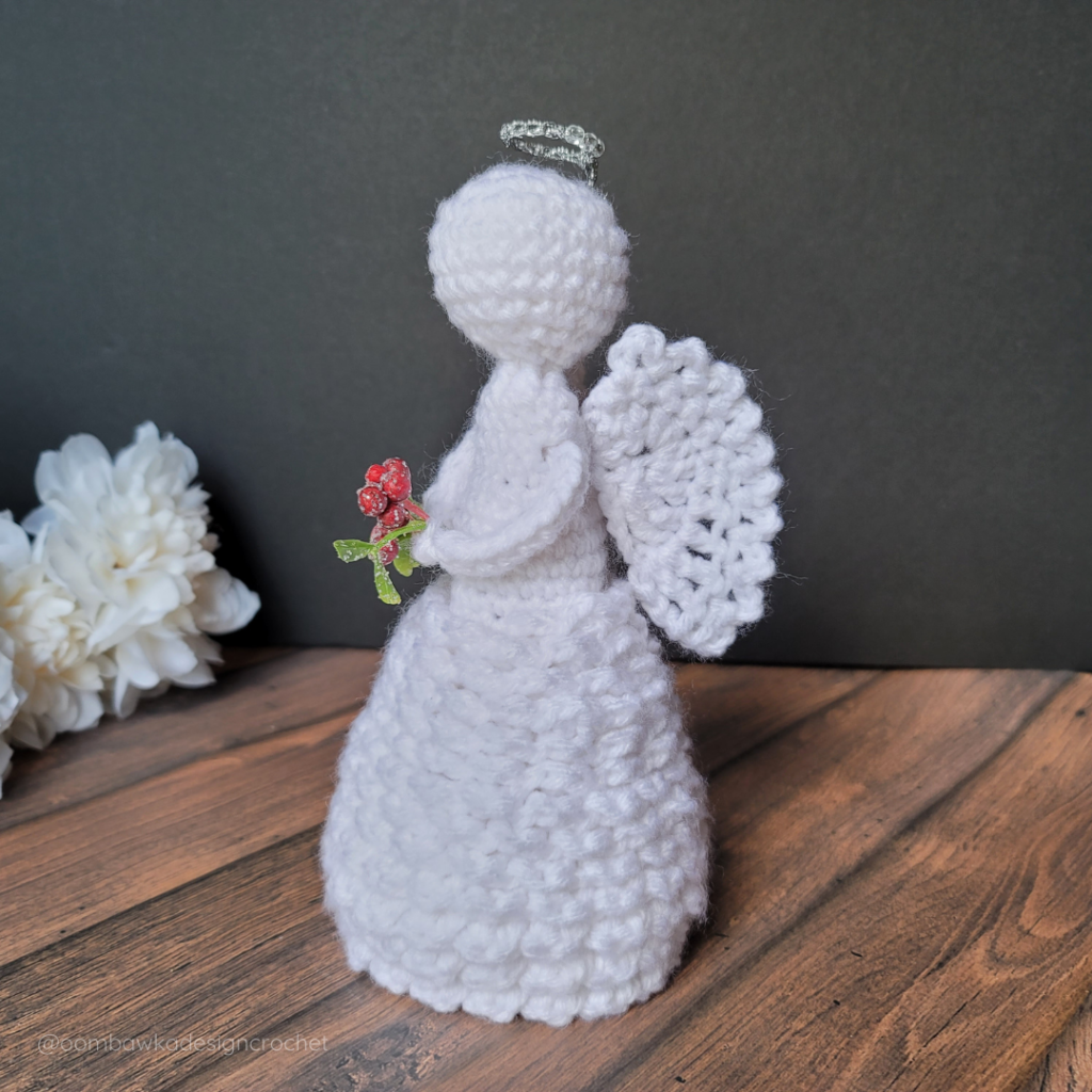 Crochet Angel - Holly