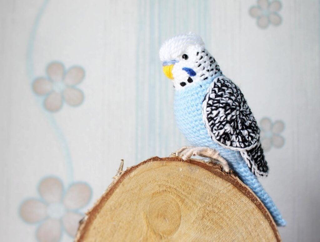 Crochet Budgie Pattern