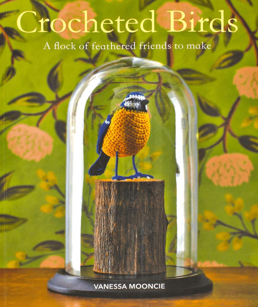 Crocheted Birds - Book -