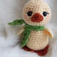 Cute Chick Pattern - Free Pattern Friday