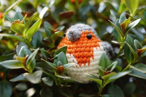 English Robin Crochet Pattern