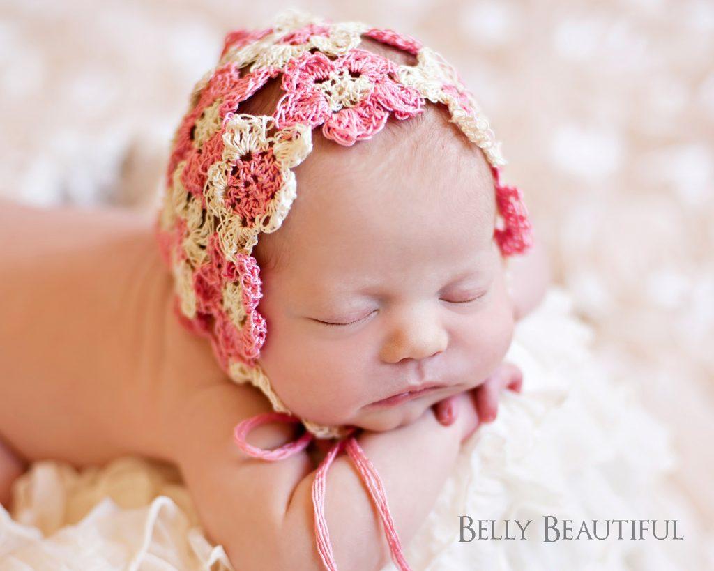 Heirloom Thread Baby Bonnet - Free Pattern Friday