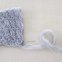 Lace Bonnet - Free Pattern Friday