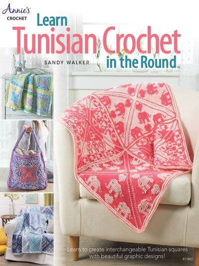 Learn Tunisian in the Round - Annie's Craft Store