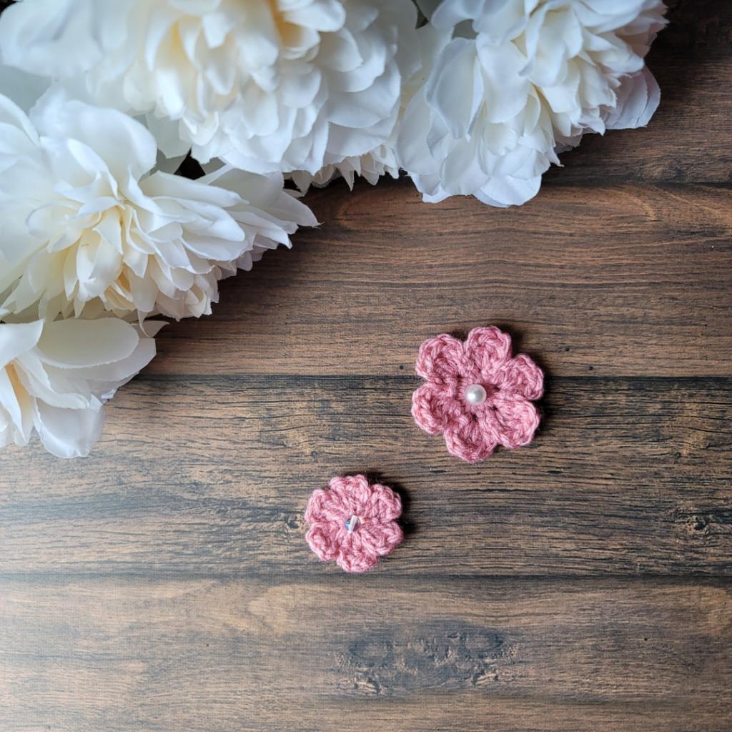 Little Flowers Crochet Pattern