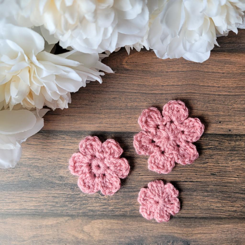 Little Flowers - Crochet Pattern