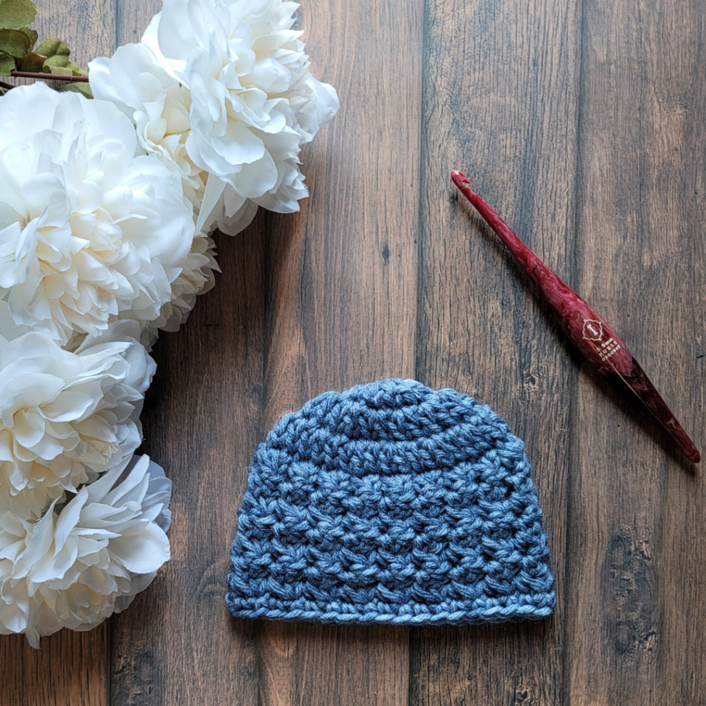 Mabel Baby hat Pattern - ODC