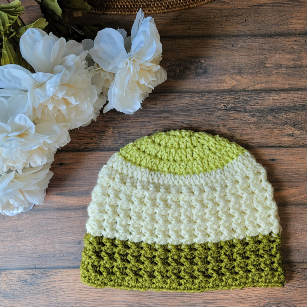 Mabel Hat Crochet Pattern - ODC