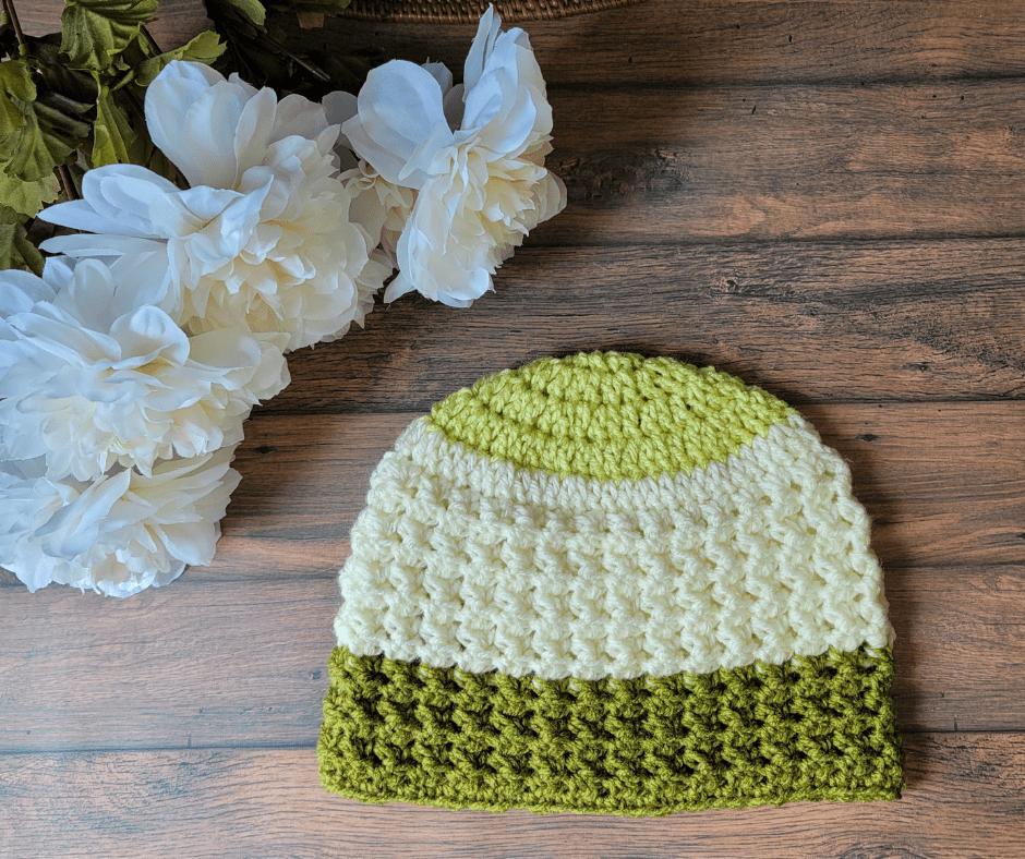 Mabel Hat Crochet Pattern - Rhondda Mol