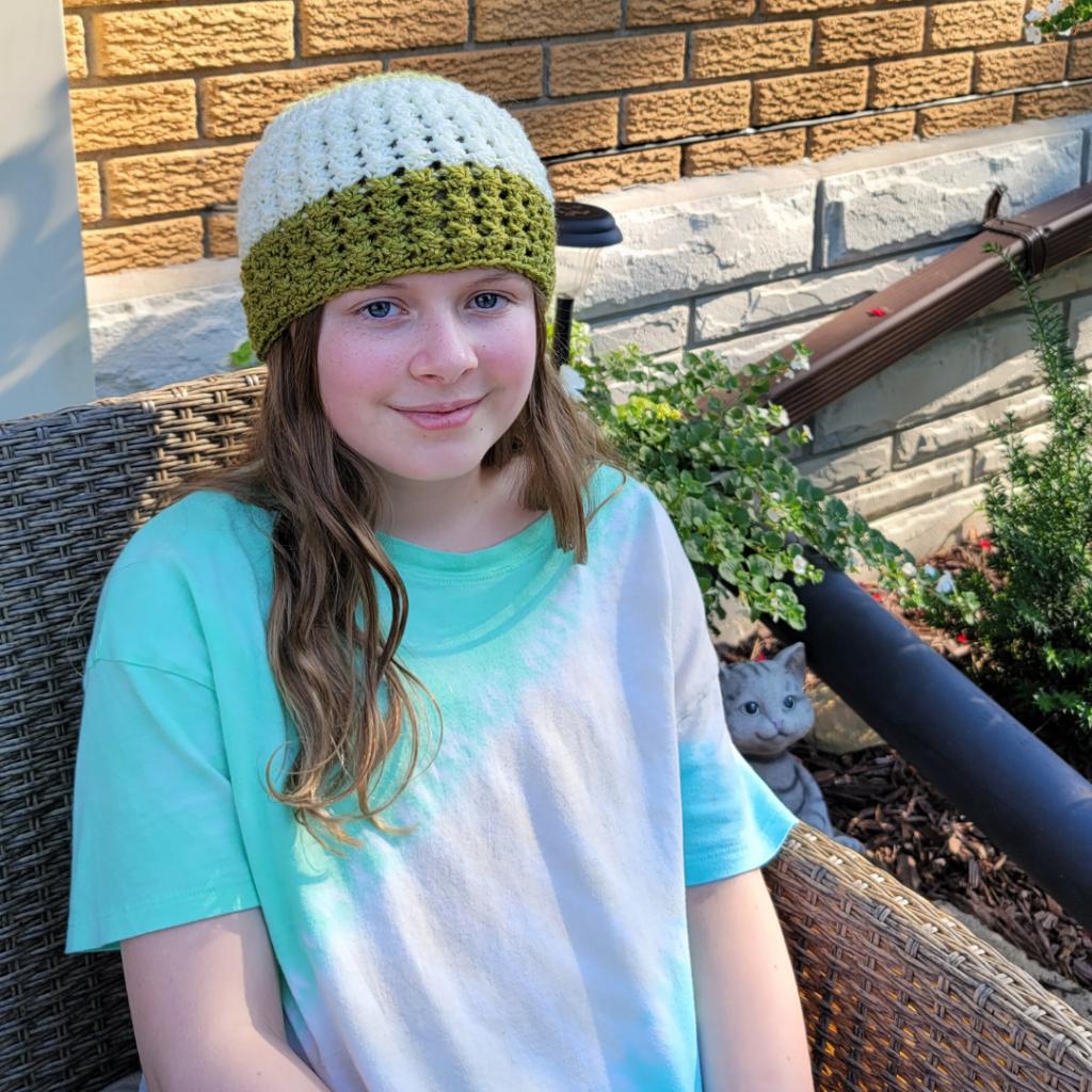 Mabel Hat Pattern - Oombawka