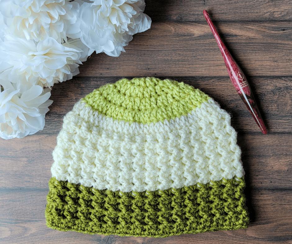 Mabel Hat Pattern - Rhondda Mol