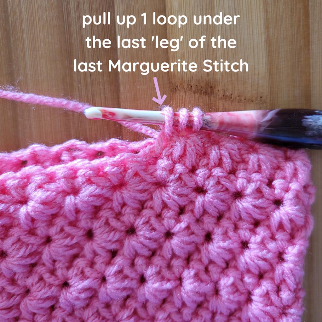 Marguerite Stitch Tutorial 2