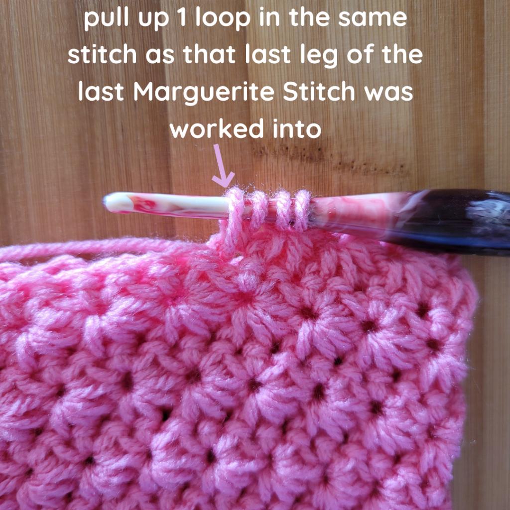 Marguerite Stitch Tutorial 3