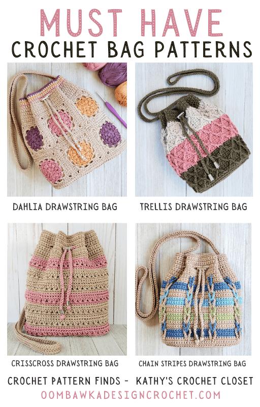 Must Have Crochet Bag Patterns