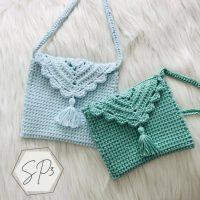 Bella Clutch Pattern - Christine N