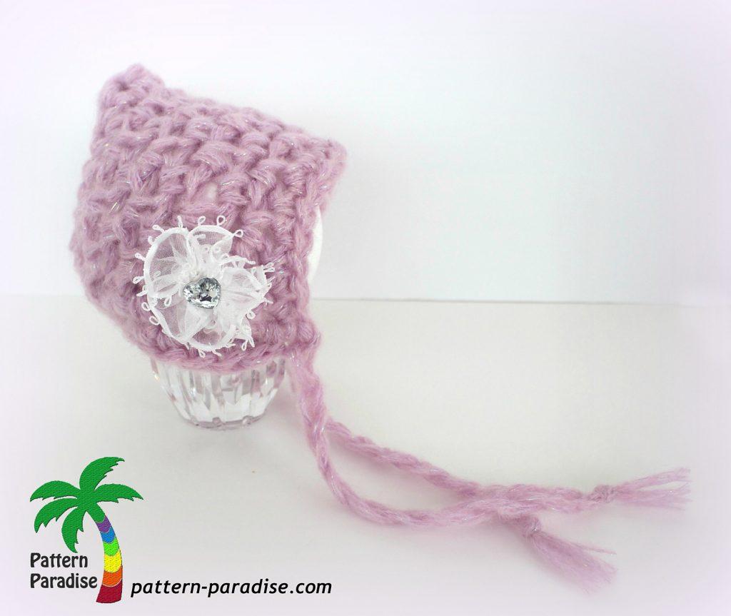 Pixie Bonnet - Free Pattern Friday