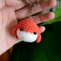 Tiny Bird Amigurumi - Free Pattern Friday