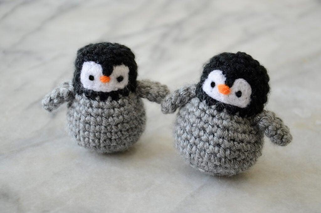 Tiny Penguin - Free Pattern Friday