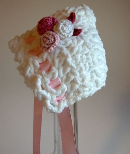 Toot Sweet Bonnet Free Pattern Friday