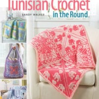 Tunisian Crochet in the Round