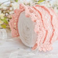 Victoria Rose Lace Bonnet - Free pattern Friday