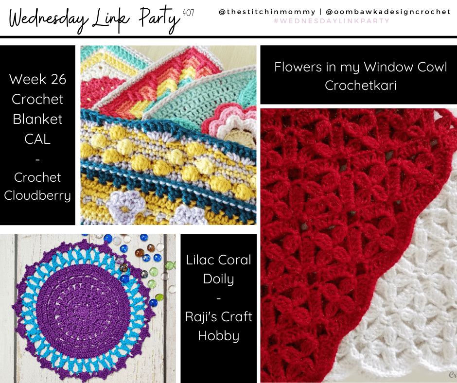 Wednesday Link Party 407 Features