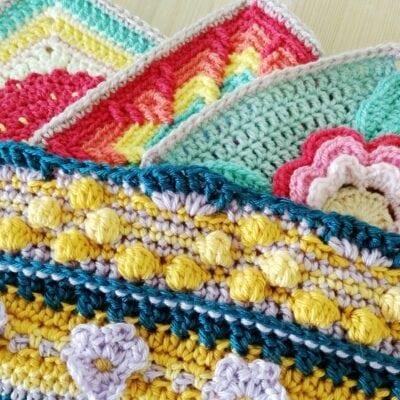 Week 26 2021 Blanket CAL - Link Party 407